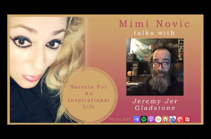 Mimi Novic Interviews Jer @ SBS!