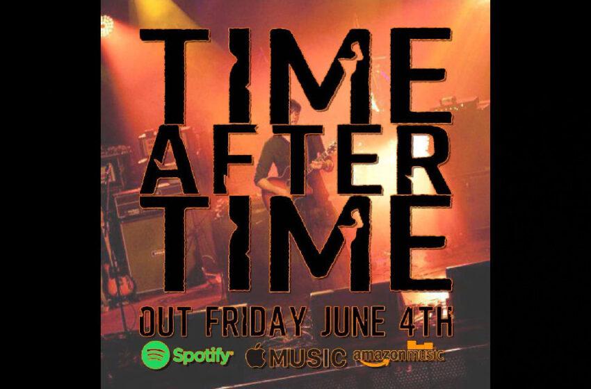 """Steven Faulkner – """"Time After Time"""""""