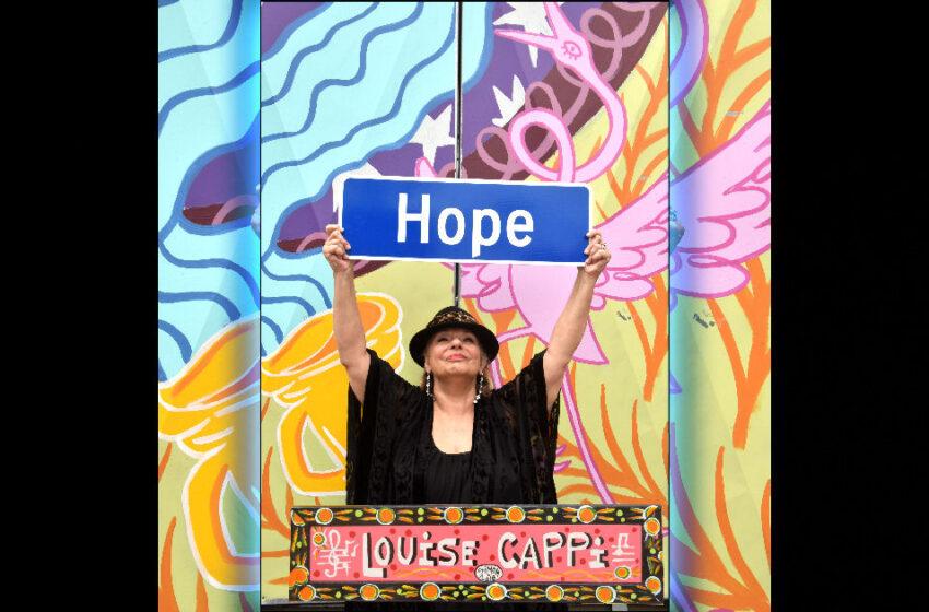 "Louise Cappi – ""Hope"""