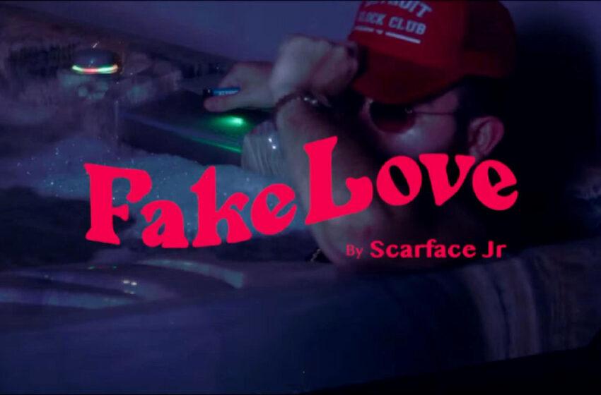 "ScarfaceJr – ""Fake Love"""